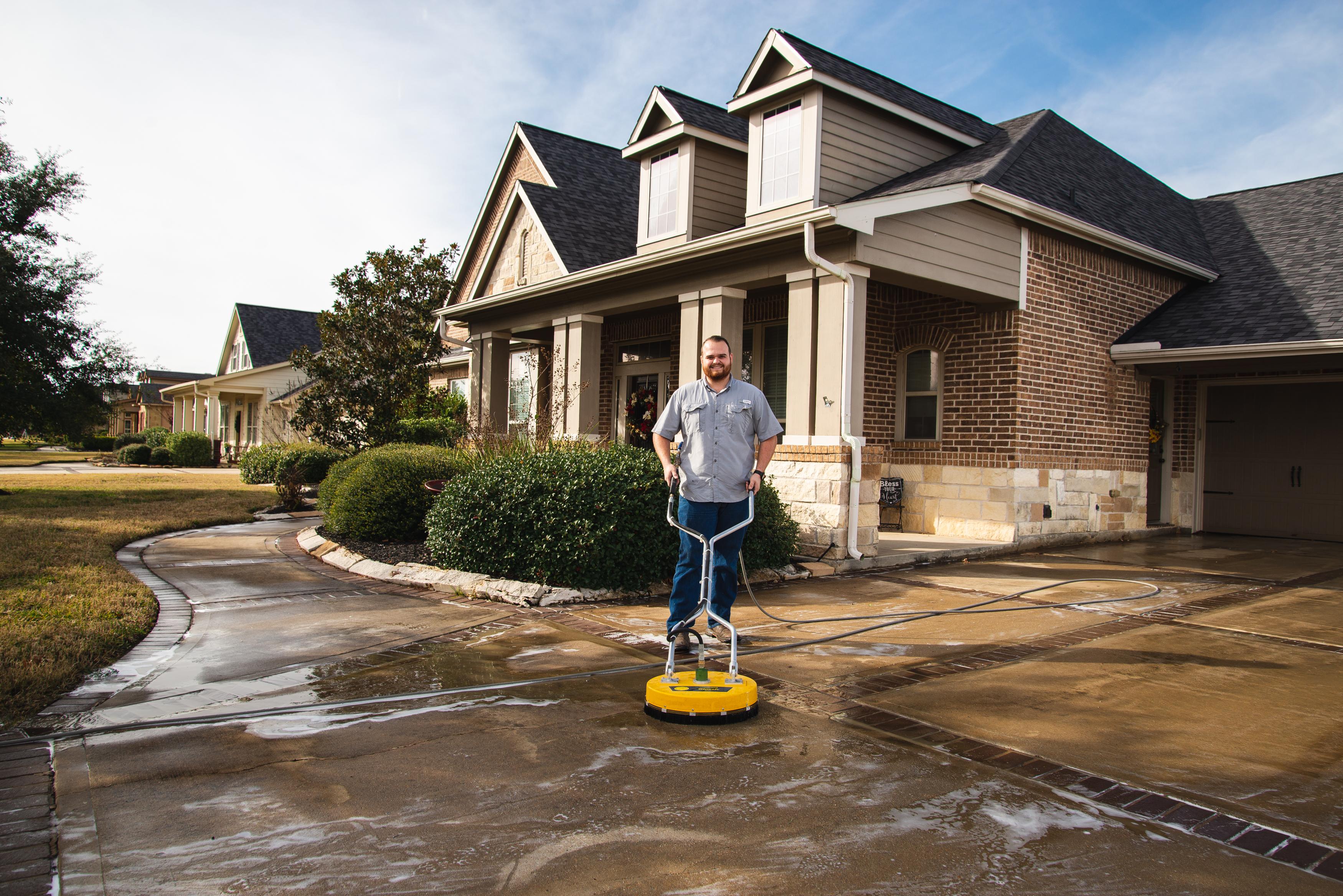 Katy Pressure Washing Service / #1 Power Washing - Fulshear, TX